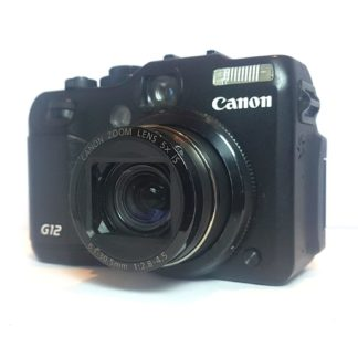 Canon PowerShot G12 10.0 MP Compact Digital Camera