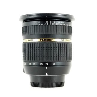 Tamron SP AF 10-24 mm F/3.5-4.5 Di-II Aspherical IF Nikon Fit Lens