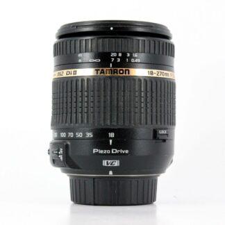 Tamron AF 18-270mm f/3.5-6.3 Di II VC PZD Nikon Fit Lens.