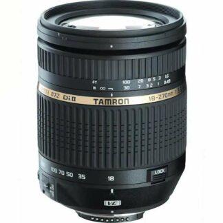 Tamron AF 18-270mm f/3.5-6.3 Di II VC LD Aspherical (IF) Macro Nikon Fit Lens