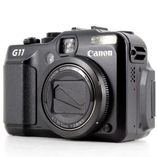 Canon PowerShot G11 10.0MP Digital Camera Black