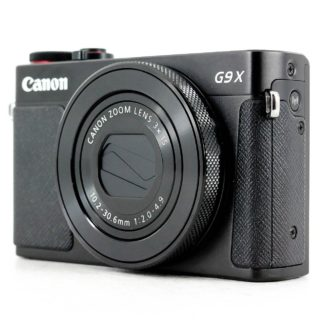 Canon Powershot G9 X Mark II 20.1MP Digital Camera