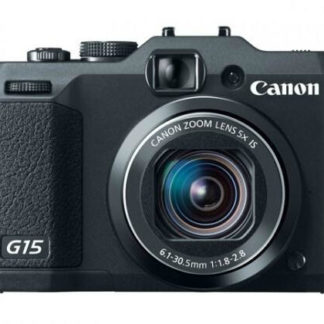Canon PowerShot G15 12.1MP Digital Camera