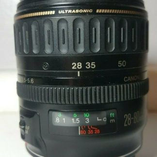 Canon EF 28-80mm f3.5/5.6 USM Ultrasonic Lens