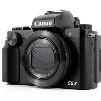 Canon PowerShot G5X 20.2MP Digital Camera
