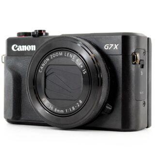 Canon PowerShot G7 X MK II 20.1 MP Digital SLR Camera