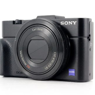 Sony Cyber Shot RX100 II 20.2 Mp Digital Camera