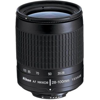 Nikon AF Nikkor 28-100mm F3.5-5.6 G Lens