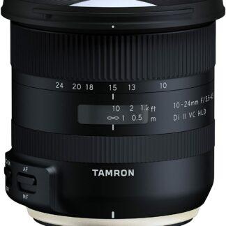 Tamron 10-24mm F3.5-4.5 Di II VC HLD Nikon Lens