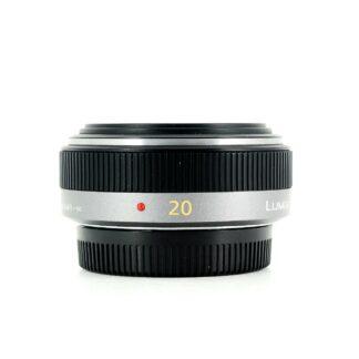 Panasonic Lumix G 20mm f1.7 ASPH Lens