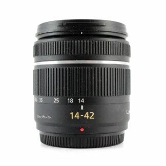 Panasonic Lumix G Vario 14-42mm f/3.5-5.6 ASPH Mega OIS Lens
