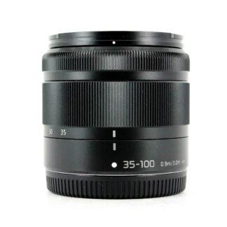 Panasonic Lumix G Vario 35-100mm f/4-5.6 ASPH Mega OIS Lens