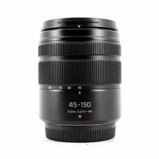 Panasonic Lumix G Vario 45-150mm f/4-5.6 ASPH Mega OIS Lens