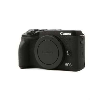Canon EOS M6 Mark II 32.5MP Mirrorless Digital Camera