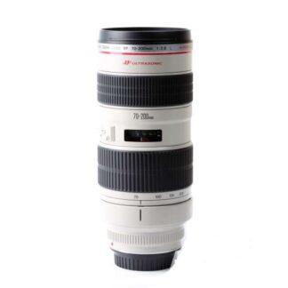 Canon EF 70-200mm f/2.8 L USM Lens