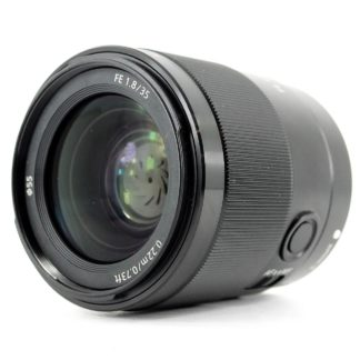 Sony FE 35mm f/1.8 Full Frame Lens