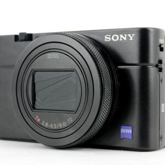 Sony Cyber-shot RX100 VI 20.1MP Digital Camera