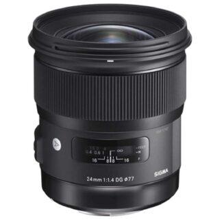 Sigma 24mm f/1.4 DG HSM Art Nikon Lens