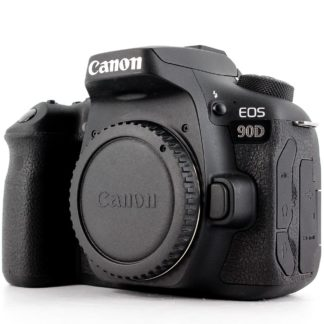 Canon EOS 90D 32.5MP Digital SLR Camera