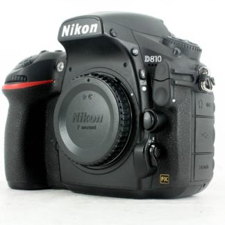 Nikon D810 36.3MP Digital SLR Camera