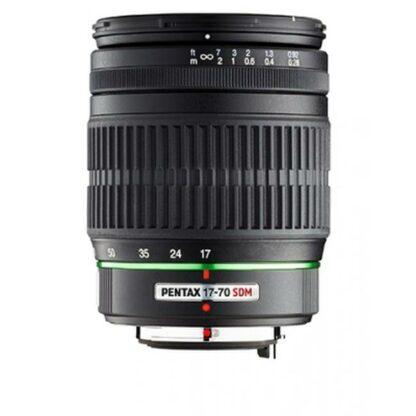 Pentax SMCP-DA 17-70mm f/4 AL (IF) SDM Autofocus Lens