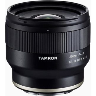 Tamron 20mm f/2.8 Di III OSD M 1:2 Lens for Sony E Lens