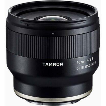 Tamron 20mm f/2.8 Di III OSD M 1:2 Lens for Sony E Lens
