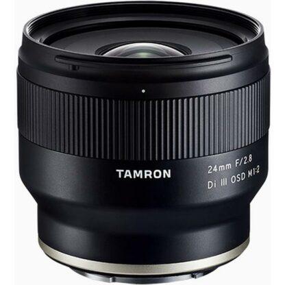 Tamron 24mm F/2.8 Di III OSD M 1:2 Sony E-Mount Lens