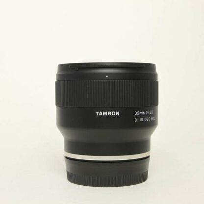 Tamron 35mm f/2.8 Di III OSD M 1:2 Sony FE Lens