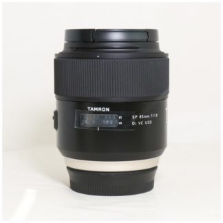 Tamron SP 85mm f/1.8 Di VC USD Canon Lens