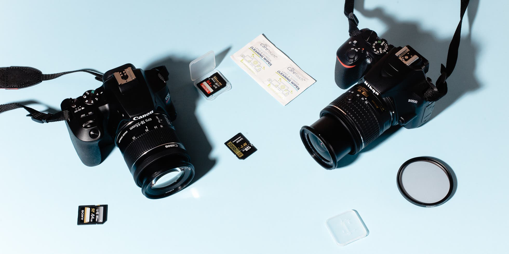 Choosing the DSLR That's Right for You