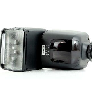 Metz Mecablitz 44 AF-1 Flash Unit Flashgun for Olympus