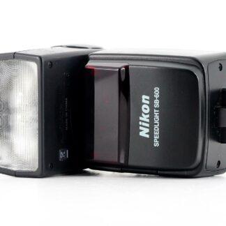 Nikon SB-600 Speedlight Flash Unit Flashgun