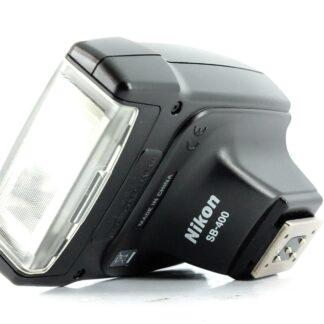 Nikon SB-400 Speedlite flash Unit Flashgun