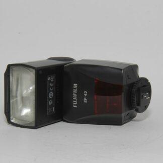 Fujifilm EF-42 TTL Flash Unit Flashgun