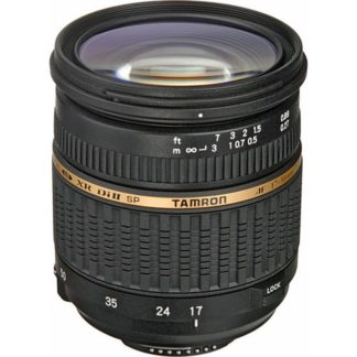 Tamron SP AF 17-50mm f/2.8 XR Di II LD Aspherical (IF) Nikon Fit Lens