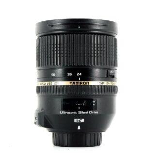 Tamron 24-70mm f2.8 Di VC USD Nikon Fit Lens