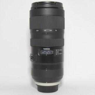 Tamron SP 70-200mm f2.8 Di VC USD G2, Nikon Fit