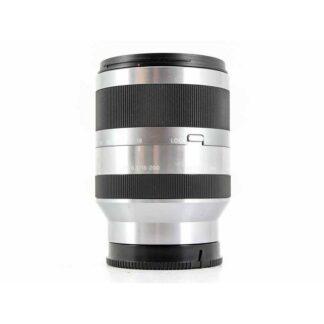 Sony E 18-200mm F3.5-6.3 OSS E-mount Lens SEL18200