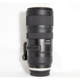 Tamron SP 70-200mm f/2.8 Di VC USD G2 Canon EF Fit Lens