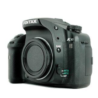 Pentax K10D 10.2MP Digital SLR Camera