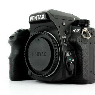 Pentax K-3 23.4MP Digital SLR Camera (Body Only)