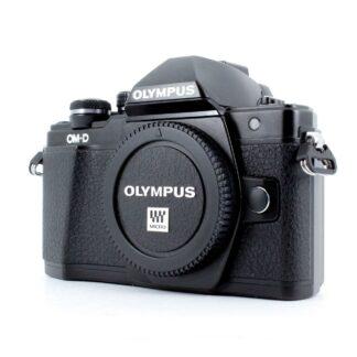 Olympus E-M10 Mark II 16.0MP Camera (Body Only)