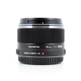 Olympus M.Zuiko Digital 25 mm F/1.8 Lens