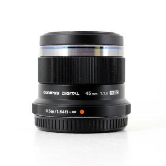Olympus M.Zuiko Digital ED 45mm F1.8 Lens