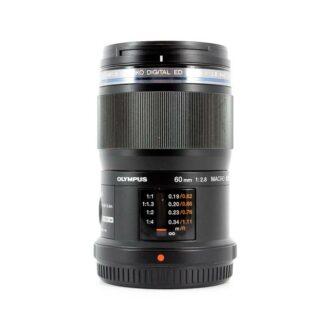 Olympus M.Zuiko ED 60mm f/2.8 Macro Lens