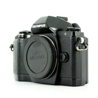 Olympus OM-D E-M10 16MP Digital Camera (Body Only)