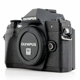 Olympus OM-D E-M10 Mark III 16.1MP Digital Camera (Body Only)