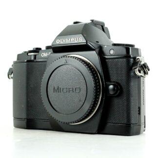Olympus OM-D E-M5 16.1MP Digital Camera (Body Only)