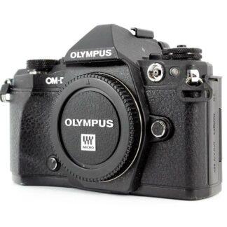 Olympus OM-D E-M5 II 16.1MP Mirrorless Digital SLR Camera (Body Only)